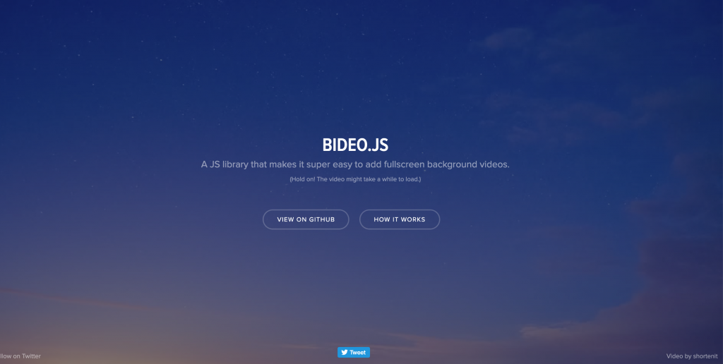 bideo.js captured by ICTS